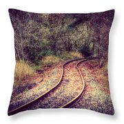A Journey Of Dreams Throw Pillow