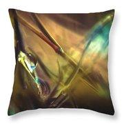 A La Lumiere Throw Pillow by Taylan Apukovska