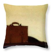 A Life In Brief Throw Pillow