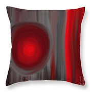 A Light In The Dark Throw Pillow