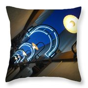 A Light To My Path Throw Pillow