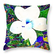 A Little Bit Of Sunshine Throw Pillow