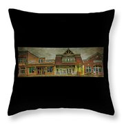 A Little Bit Of Troutdale Throw Pillow
