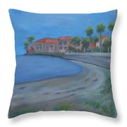 A Loews Low Tide Throw Pillow