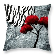 A Love Story No 23 Throw Pillow