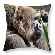 A Lovely Thought Throw Pillow