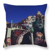 A Loving Entrance Throw Pillow