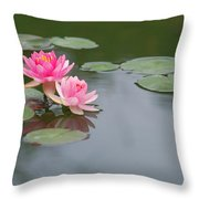 A Loving Pair Throw Pillow