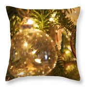 A Magical Time Of Year Throw Pillow