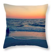 A Moment To Remember Throw Pillow