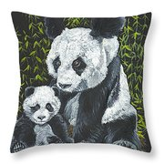 A Mothers Devotion Throw Pillow