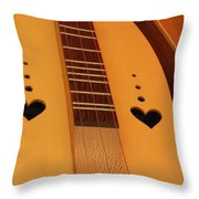 A Music Maker 5 Throw Pillow