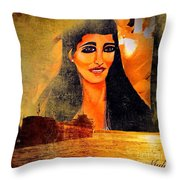 A New Life A New World A New Hope Throw Pillow