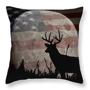 A Night Vision Throw Pillow