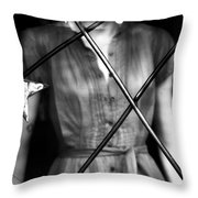 A Ordinary Star Throw Pillow