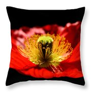 A Passion For Life Throw Pillow