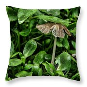 A Pat On The Head Throw Pillow
