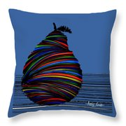 A Pear 2002 Throw Pillow