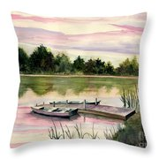 A Place In My Heart Throw Pillow