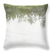 A Place So Far Yet Feels Like Home Throw Pillow