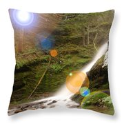 A Place To Day Dream  Throw Pillow