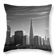 A Place To Leave Your Heart Throw Pillow