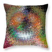 A Puzzlement Throw Pillow