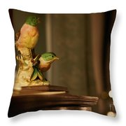 A Quiet Evening Throw Pillow
