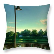 A Recall Of Yesterday Throw Pillow