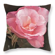 A Rose By Any Other Name.... Throw Pillow