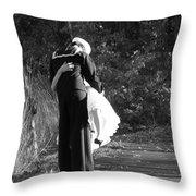 A Sailors Love  Throw Pillow
