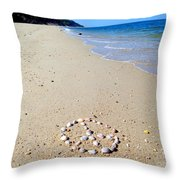A Scene Of Peace Throw Pillow
