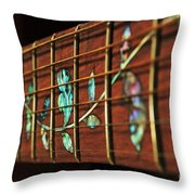 A Second Passion Throw Pillow