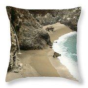 A Secret Place Throw Pillow