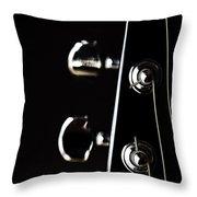 A Sense Of Tune Throw Pillow