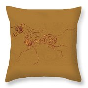 A Shift In The Wind Throw Pillow