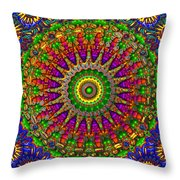A Shot Of Van Gogh Throw Pillow