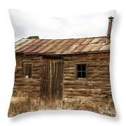 A Simpler Time Throw Pillow