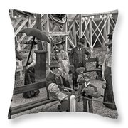 A Simpler Way Of Life Sunday Afternoon Throw Pillow