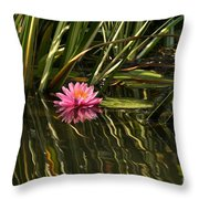 A Small Summer Treat Throw Pillow