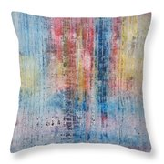 A Soul Sings Alone Throw Pillow