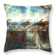 A Special World Throw Pillow