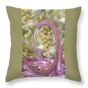 A Splash Of Pure Goodness Throw Pillow by PainterArtist FIN