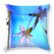 A Spring Thing Throw Pillow