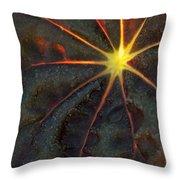 A Star Throw Pillow