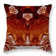 A Stiring Of Secrets Throw Pillow