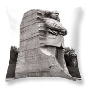 A Stone Of Hope Throw Pillow