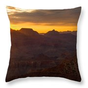 A Sun Like A Star Throw Pillow