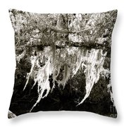 A Swayin' Throw Pillow