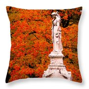 A Tear For The Children Throw Pillow